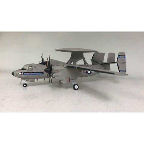 E2C Hawkeye VAW126 Seahawks CAG AC-601 1:72