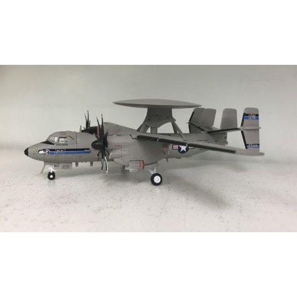 Air Force 1 Model Co. E2C Hawkeye VAW126 Seahawks CAG AC-601 1:72
