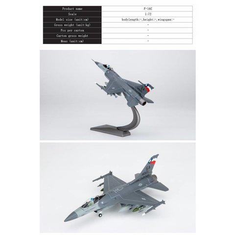 F16C Viper 149FW USAF SA Lone Star Gunfighters Col Jack Presley 1:72