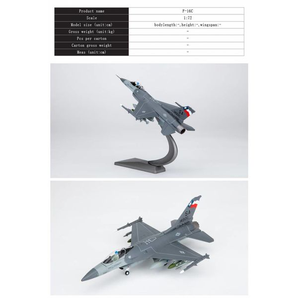 Air Force 1 Model Co. F16C Viper 149FW USAF SA Lone Star Gunfighters Col Jack Presley 1:72