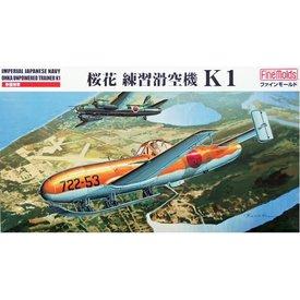 FineMolds OHKA K1 Training Glider IJN 1:48