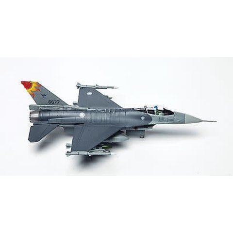 F16A Fighting Falcon 26TFG, 411TFW ROCAF Sun 1:72+NSI+