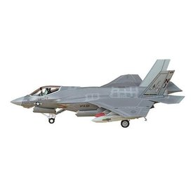 Air Force 1 Model Co. F35C Lightning II VFA101 Grim Reapers US Navy NJ-101 1:72 w/stand