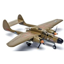Air Force 1 Model Co. P61A Black Widow 421NFS USAAF Skippy / Nocturnal Nemesis camouflage 1:72