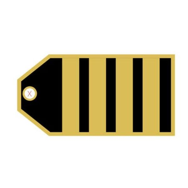Luggage Tag Captain