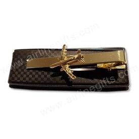 ACI Tie Bar A320 Gold Plate