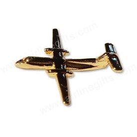 ACI Pin Dash-8 Gold Plate
