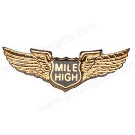 Pin Mile High Wing ACI