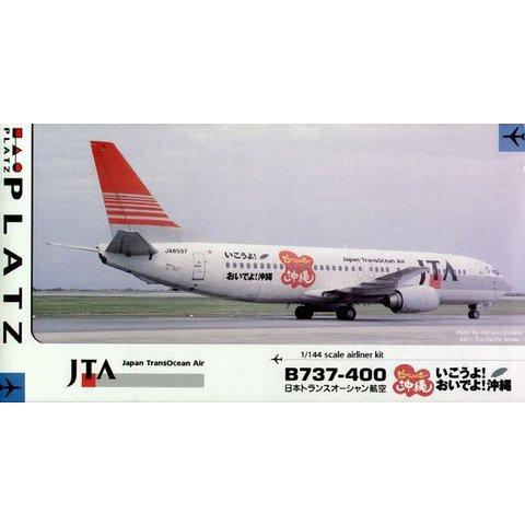 B737-400 JTA'OKINAWA 1:144 Kit