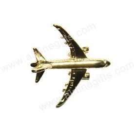 ACI Pin B787 Gold Plate