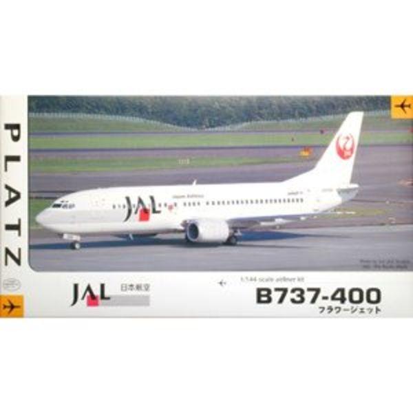 PLATZ B737-400 JAL JAPAN A/L 1:144