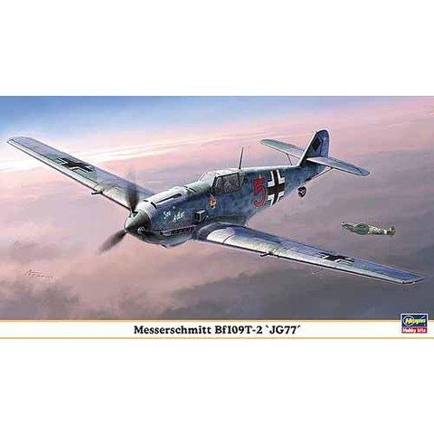 BF109T-2 JG77 1:48