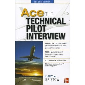 McGraw-Hill Ace The Technical Pilot Interview2nd Edition