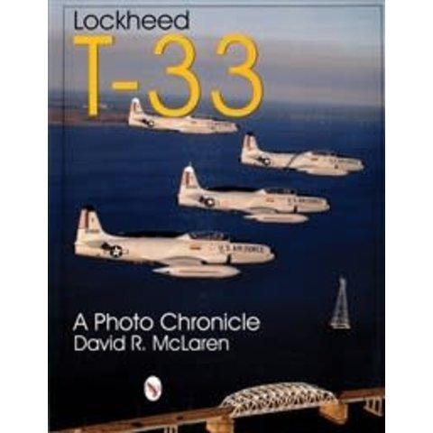 Lockheed T33:Photo Chronicle SC