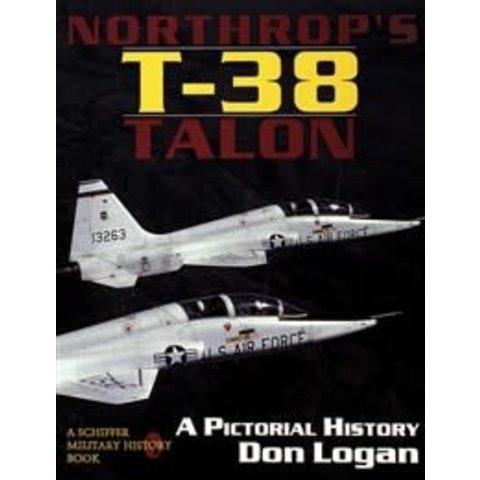 Northrop's T38 Talon:Pictorial History SC+NSI+
