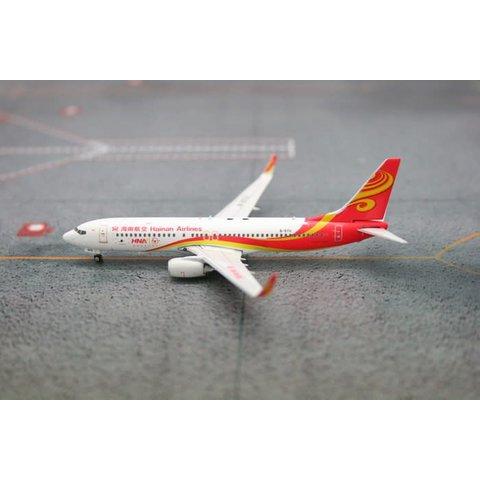 B737-800W Hainan HNA B-5711 1:400