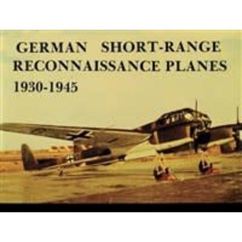German Short Range Reconnaissance Planes: 1930-1945 SC
