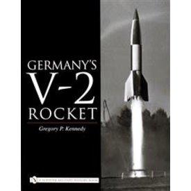 Schiffer Publishing Germany's V2 Rocket hardcover