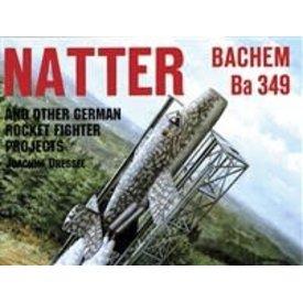 Schiffer Publishing Natter: Bachem BA349 & Other German Rockets SC