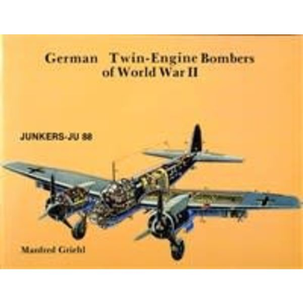Schiffer Publishing German Twin Engine Bombers of WWII SC