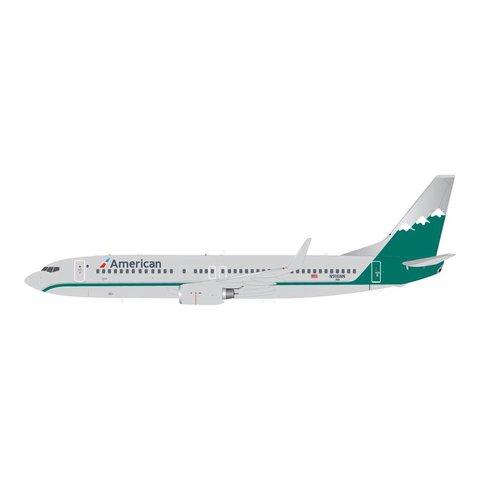 B737-800W American Reno Air Retro Livery 1:200