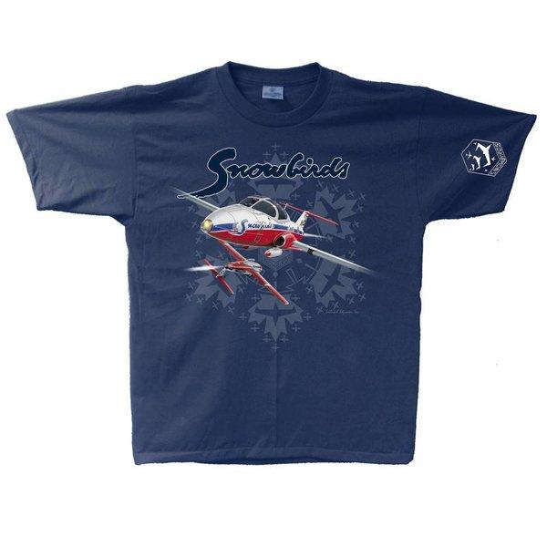 Labusch Skywear Snowbirds Adult T-Shirt XXL