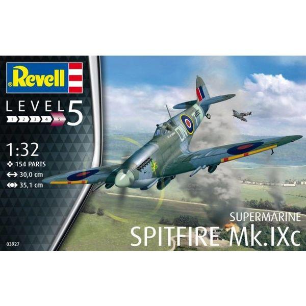 Spitfire MKIXc 1:32 Kit