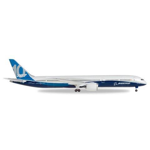 B787-10 Dreamliner Boeing House Livery 1:500