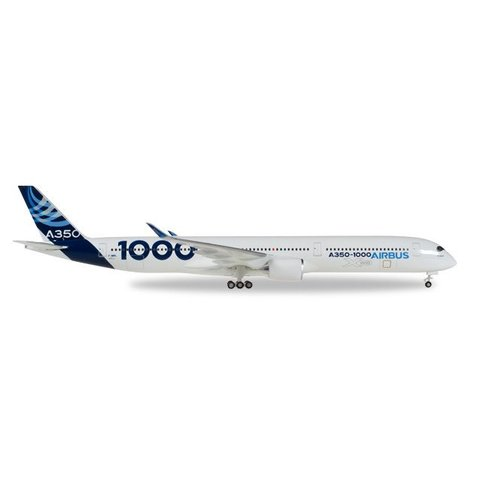 A350-1000 Airbus House 1st Prototype F-WMIL 1:500