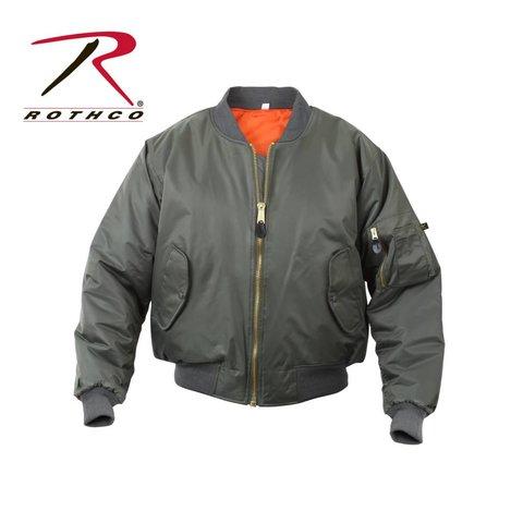 Kid's Ma-1 Flight Jacket Od