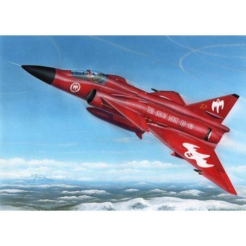 "SPCHO Saab AJ-37 'Viggen' ""Show Must Go On"" 1:48"