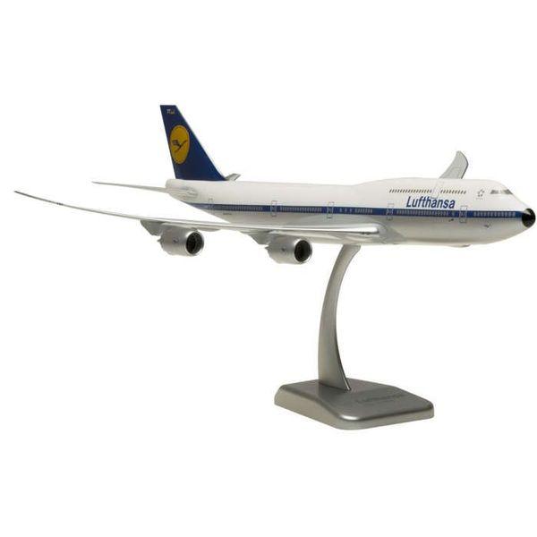 Hogan B747-8I Lufthansa Retro 1:200 with stand (no gear)