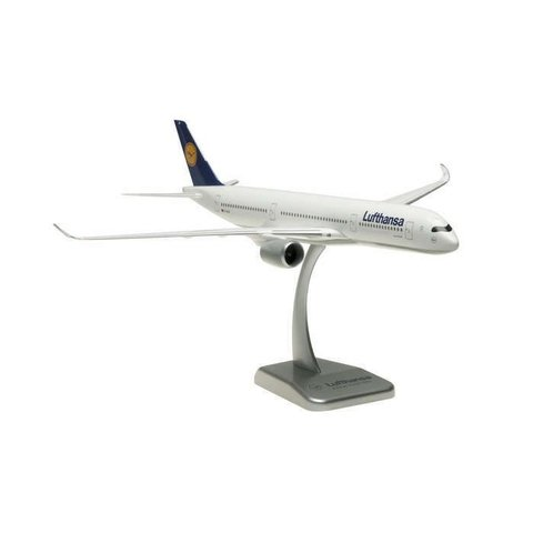 A350-900 Lufthansa 1:200 with stand (no gear)