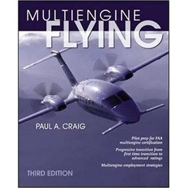 McGraw-Hill Multi Engine Flying 3rd Edition (FAA) softcover