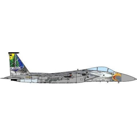 F15C 173FW Oregon ANG 75th Anniversary 2016 1:72 (no stand)