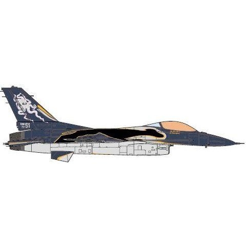 F16A Fighting Falcon 23 Gruppo Italian Air Force 90 Year Anniversary 2008 1:72 (no stand)