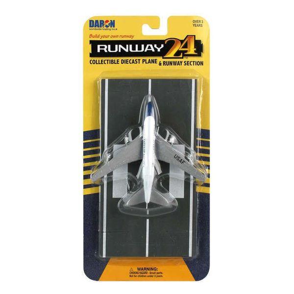 Runway 24 B747-200 VC25 Air Force One USAF w/Runway