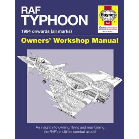 RAF Typhoon 1994 onward (all marks) Owners' Workshop Manual