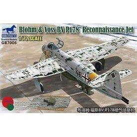 Bronco Model Kits BV P178 RECONNAISANCE BLOHM&VOSS 1:72