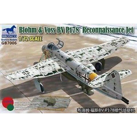 BV P178 RECONNAISANCE BLOHM&VOSS 1:72