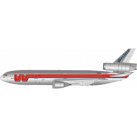 DC10-10 Western Airlines Maui-No Ka Oi N908WA 1:200 Polished with stand*NEW MOLD*