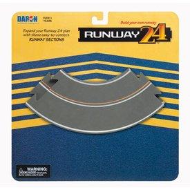 Runway 24 Runway Curves (2 Pieces)