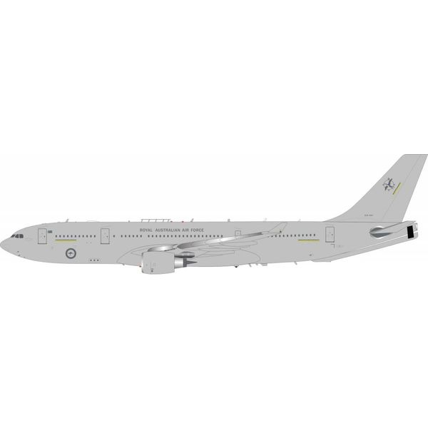InFlight A330-200 KC30 MRTT RAAF Royal Australian Air Force A39-004 1:200 with stand