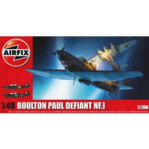 BOULTON PAUL DEFIANT NF.1  1:48 Scale Plastic Kit (New)