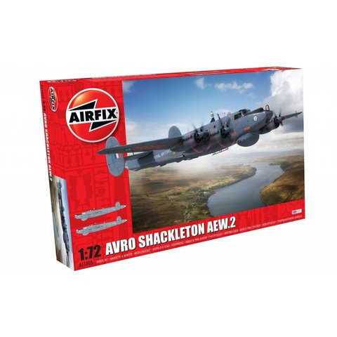AVRO SHACKLETON AEW.2 1:72 Kit