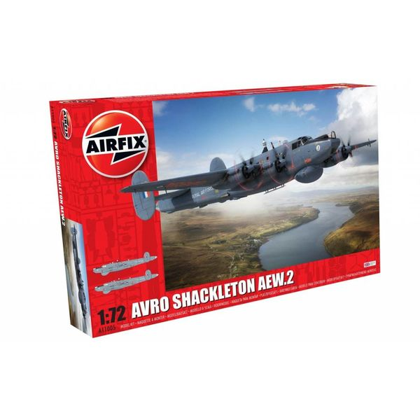 Airfix AVRO SHACKLETON AEW.2 1:72 Kit