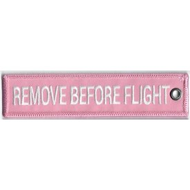 avworld.ca Key Chain RBF Pink
