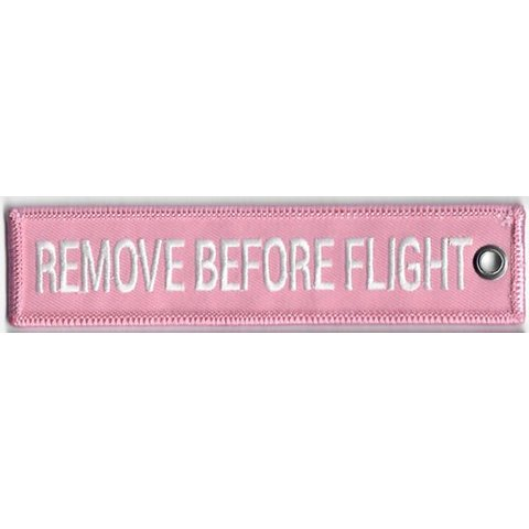 Key Chain RBF Pink
