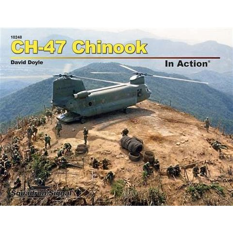 CH47 Chinook: In Action #248 Softcover