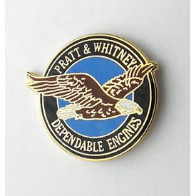 Pratt & Whitney PIN Pratt & Whitney Dependable Engines Cloisone